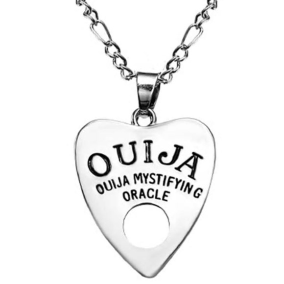 Cute4less2012 Jewelry - Ouija Mystifying Oracle Chain and Pendant